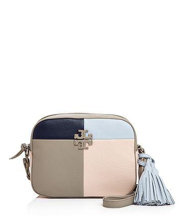 Tory Burch - Thea Patchwork Shoulder Bag