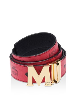 MCM - Men's Claus Reversible Belt