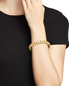 Bloomingdale's - Coiled Slip-on Bracelet in 14K Yellow Gold  - 100% Exclusive