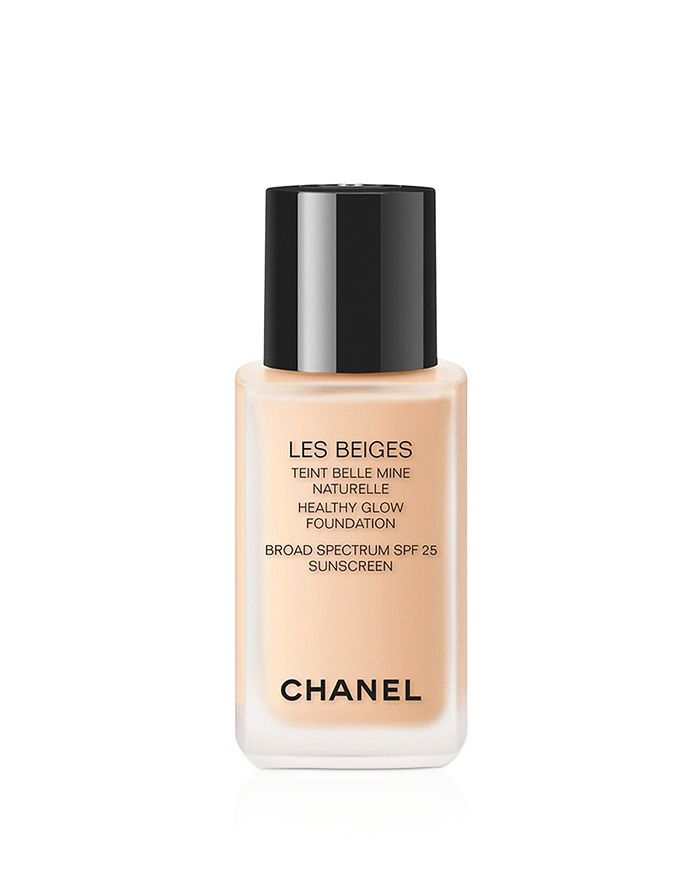 CHANEL - LES BEIGES Healthy Glow Foundation Broad Spectrum SPF 25 Sunscreen