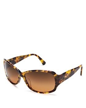 Maui Jim - Women's Nalani Sunglasses, 61mm