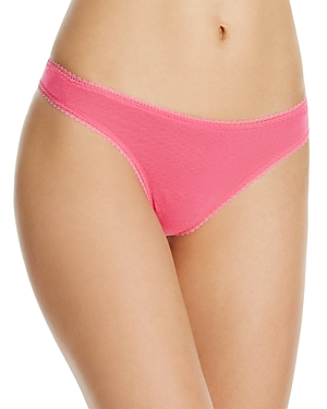 On Gossamer Mesh Hip G-String