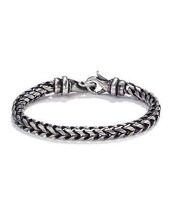 Vitaly - Kusari x Antique Steel Bracelet