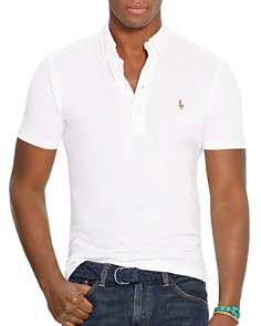 Polo Ralph Lauren Hampton Knit Oxford Regular Fit Shirt - Bloomingdale's_0