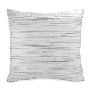 "DKNY - Loft Stripe Printed Stripe Decorative Pillow, 16"" x 16"""