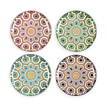 Jonathan Adler - Newport Coasters, Set of 4