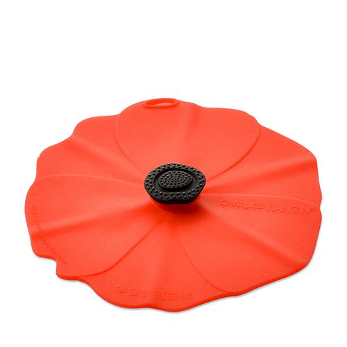Charles Viancin - Poppy Drink Cover, Set of 2