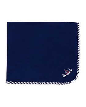 Little Me - Infant Boys' Sailboat Blanket
