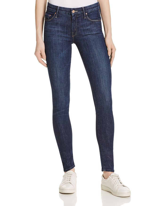 03c0af1a3f5c MOTHER The Looker Skinny Jeans in Clean Sweep | Bloomingdale's