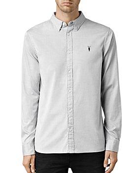 ALLSAINTS - Redondo Slim Fit Button-Down Shirt