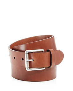 Anderson's Solid Leather Belt - Bloomingdale's_0
