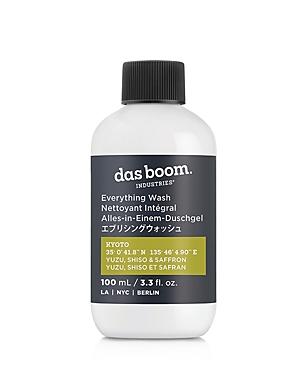 Das Boom Industries Kyoto Everyday Wash Travel Size