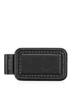 Tumi - Chambers Monogram Patch Money Clip