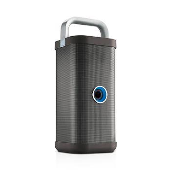 Brookstone - Big Blue Party Bluetooth Speaker