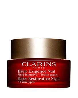 Clarins - Super Restorative Night Age Spot Correcting Replenishing Cream 1.6 oz.