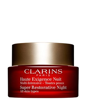Clarins - Super Restorative Night Age Spot Correcting Replenishing Cream 1.6 oz.