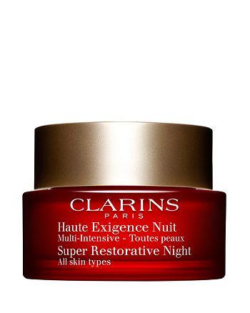 Clarins - Super Restorative Night Age Spot Correcting Replenishing Cream