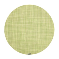 Chilewich Mini Basketweave Round Placemat - Bloomingdale's_0