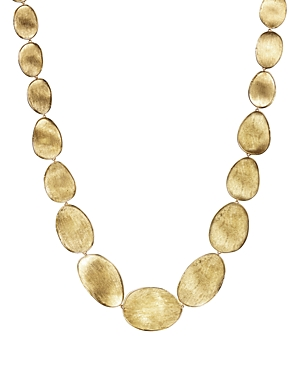 Click here for Marco Bicego 18K Yellow Gold Engraved Lunaria Neck... prices