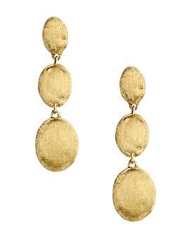 Marco Bicego - 18K Yellow Gold Siviglia Drop Earrings