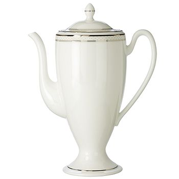 "Waterford - ""Padova"" Coffee Pot"
