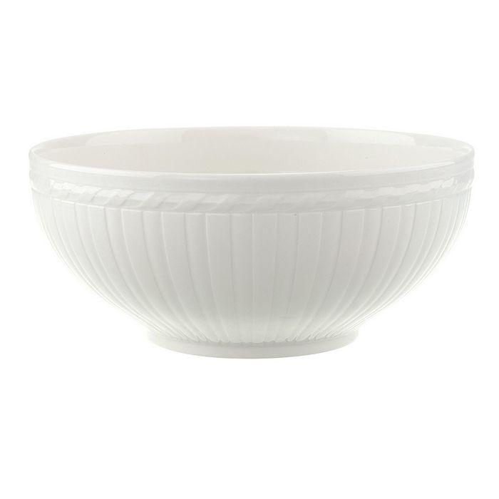 "Villeroy & Boch - Cellini 8.25"" Round Vegetable Bowl"