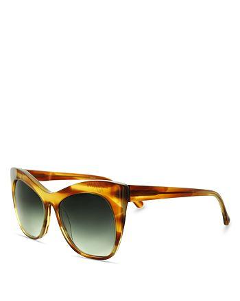 da2865e410 Elizabeth and James - Lafayette Oversized Cat Eye Sunglasses