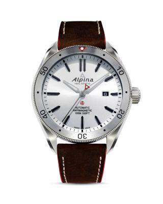 ALPINA ALPINER 4 AUTOMATIC WATCH, 44MM
