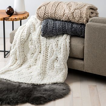 UGG reg  - Oversized Knit Throws. This item is currently unavailable. UGG® 78de723a9