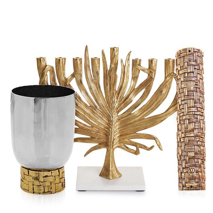Michael Aram - Palm Judaica Collection