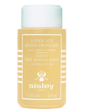 Sisley Paris Lotion with Tropical Resins