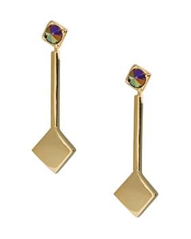 Trina Turk - Linear Drop Earrings