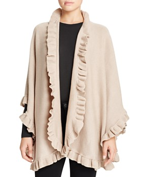 Lane d'Olimpia - Ruffle Wrap Scarf - 100% Exclusive
