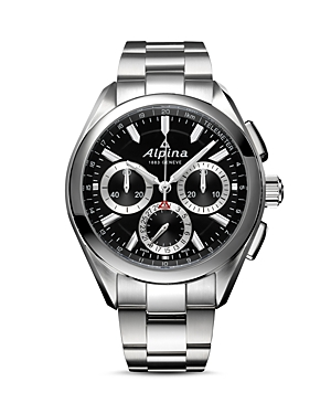 Alpina Alpiner 4 Manufacture Flyback Chronograph, 45mm
