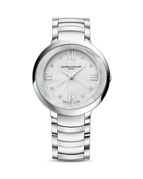 Baume & Mercier - Promesse Watch, 34mm