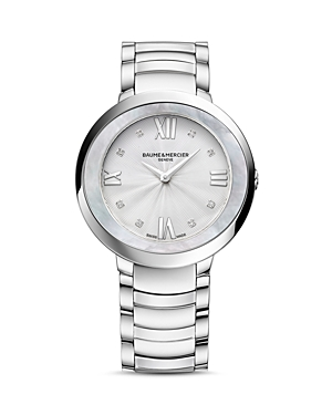 Baume & Mercier Promesse Watch, 34mm