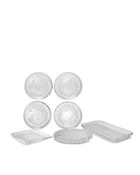 Orrefors - Pearl Serveware Collection