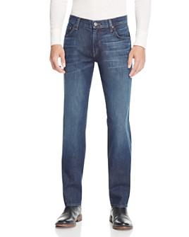 J Brand - Kane Slim Straight Fit Jeans in Kabru