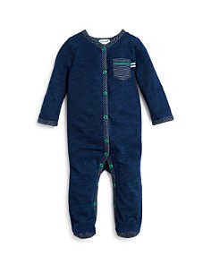 Splendid - Boys' Stripe Trimmed Footie - Baby