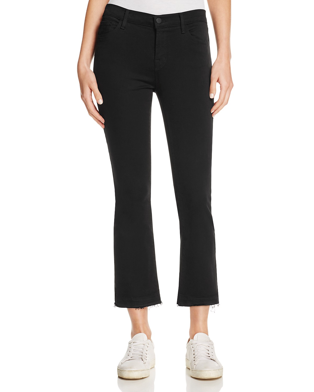 cropped bootcut jeans - Black J Brand Outlet Sast Fashion Style Sale Online fy7EnJbQIj