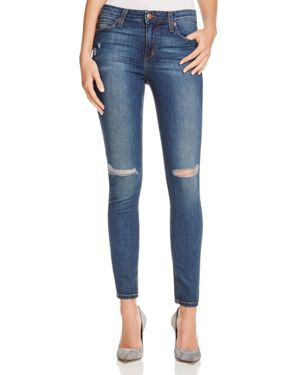 Joe's Jeans Icon Distressed Skinny Ankle Jeans in Terri