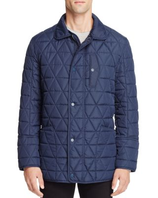 Marc New York  AUBURN QUILTED FIELD JACKET