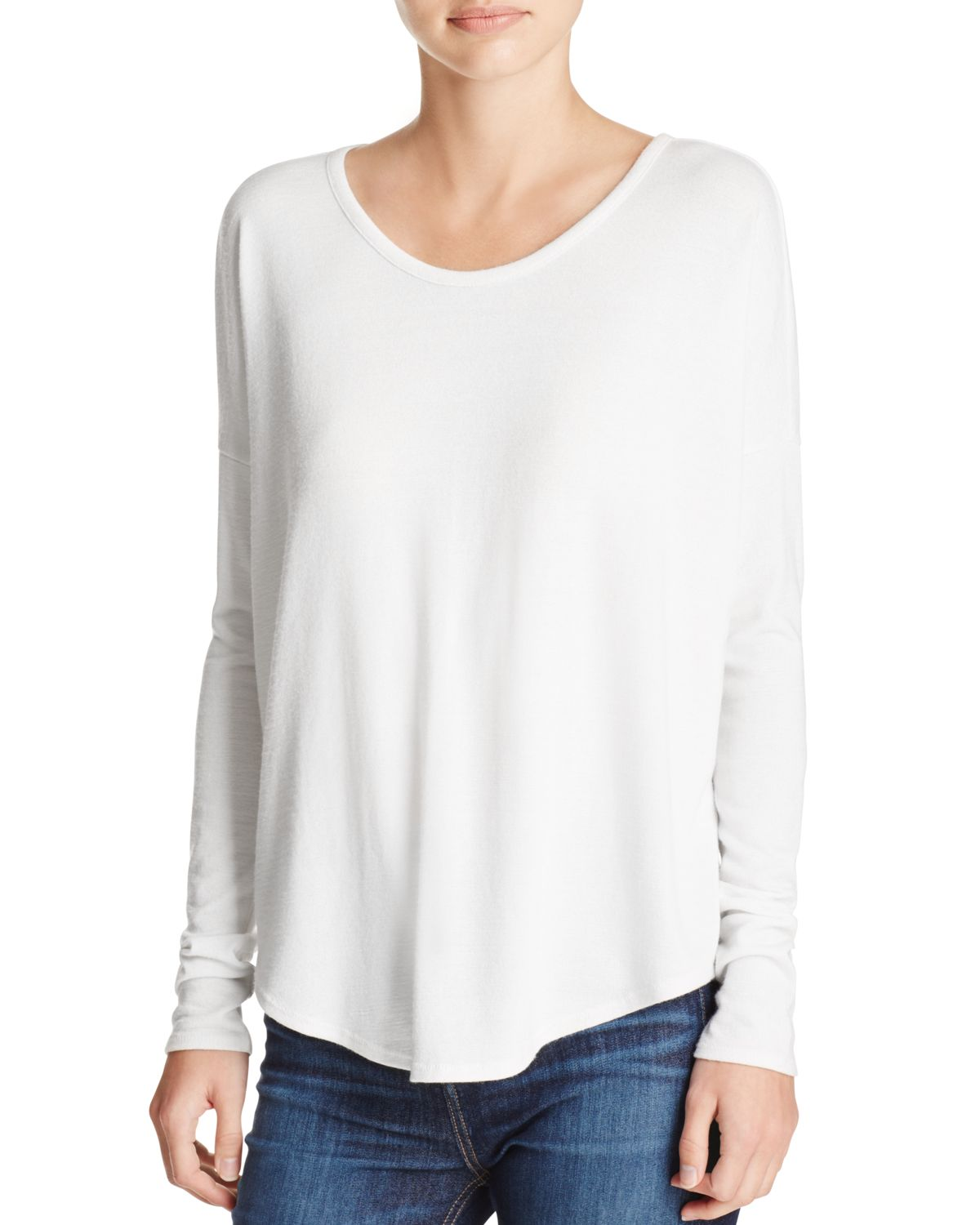 Hudson Long Sleeve Tee by Rag & Bone/Jean