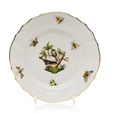 Herend - Rothschild Bird Bread & Butter Plate