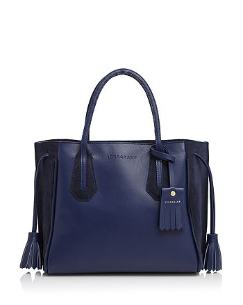 Longchamp - Penelope Fantaisie Small Leather Tote