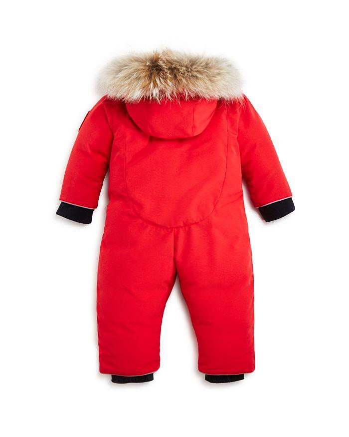 Canada Goose - Unisex Lamb Snowsuit - Baby e1f0f56c2