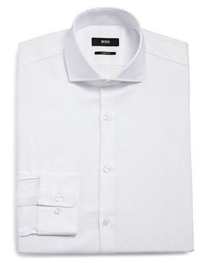Boss Mark Sharp Fit Regular Fit Dress Shirt