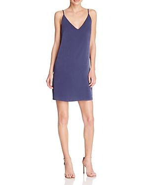 Aqua Slip Dress - 100% Exclusive