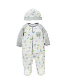 Little Me Boys' Tiny Dinos Footie & Hat Set - Baby - Bloomingdale's_0