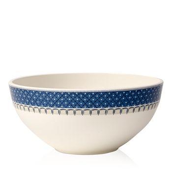 Villeroy & Boch - Casale Blu Round Vegetable Bowl